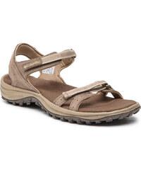 Sandály COLUMBIA - Kyra Vent II BL4493 Mud Silver Sage 255 - Glami.cz 05d95a644d