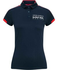 aa3a79237e17 Branded Red Bull Racing dámske polo tričko navy Seasonal F1 Team 2019