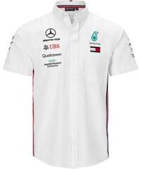 a775dbc26937 Branded Mercedes AMG Petronas férfi ing white F1 Team 2019