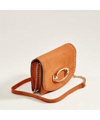 Mohito - Crossbody kabelka s ozdobnou prackou - Žltá b9fb9066387