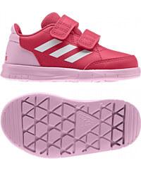be4361565b3f1 Detské tenisky adidas Performance AltaSport CF I (Tmavo růžová / Biela /  Ružová)