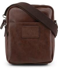 Elegáns és stílusos válltáska oldal táska férfiaknak szintetikus bőr ... 6fb7268195