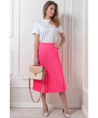 baa21f7f752 Sqvele Růžová sukně MESSY