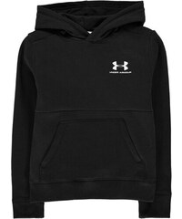 Mikina s kapucňou Under Armour Logo OTH Hoodie Junior Boys d885f4f46c3