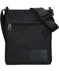 Pánská taška přes rameno Calvin Klein Pallen - černá b4c0436e3d0
