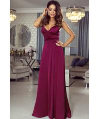 EMO Fuchsiové šaty Lisa 29d6ad0fe05