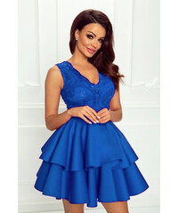 EMO Modré šaty Emma bc5f44768a