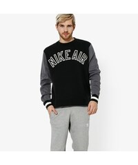 Nike Mikina M Nsw Nike Air Crew Flc Sportswear Muži Oblečenie Mikiny Ar1822- 010 b04939a694f