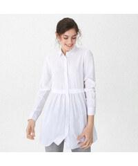 939169d35671 House - Vzorovaná košeľa - Biela