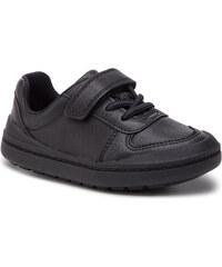 Sportcipő CLARKS - Rock Verve T 261415596 Black Leather 96dd11aaf3