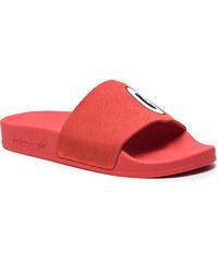 adidas CORE Piros női papucs Adilette Shower - Glami.hu 629462701b