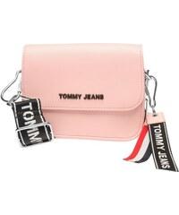 Kabelka Tommy Hilfiger Jeans Fem Boxy Růžová 54f31f274a9