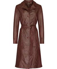 Dámský kožený kabát (86250938) Kara 00fc8297347