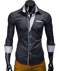 25ea6f4f310f Pánská košile Behype Slim Fit model BH-306