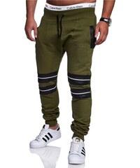 Pánske jogger nohavice (ux1137) - khaki 07-ux1137 - Glami.sk 372c1441380