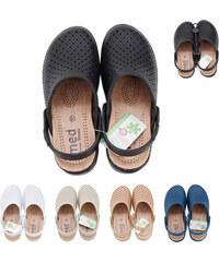 079bf3269162 Blancheporte Značkové boty MedShoes hnědá