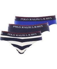 0e2f33dea Ralph Lauren Slipy pro muže Ve výprodeji, 3 Pack, Námořnická modrá, Bavlna,