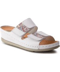 162233abfc Fehér Női papucsok, flip-flopok | 1.230 termék egy helyen - Glami.hu
