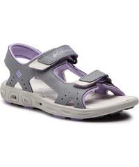 Szandál COLUMBIA - Childrens Techsun Vent BC4566 Tradewinds Grey White  Violet 032 ec11d42d79