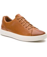 Sportcipő CLARKS - Un Costa Lace 261409507 Tan Leather 61be4b144c