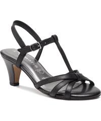 Szandál TAMARIS - 1-28360-22 Black Leather 003 1d0f40054e