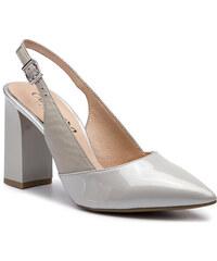 9d06eedda311 Sandále CAPRICE - 9-29604-22 LT Grey Comb 208