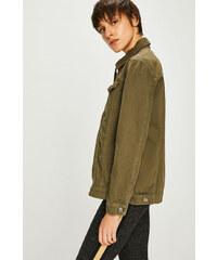Jarní kabát dámský Woox Woolshell Ladies  Button Orange - Glami.cz e182ecca835
