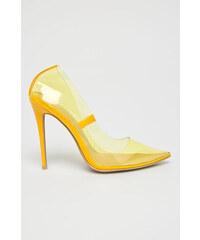 Žlté Dámske topánky  c371f72080d