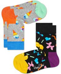 Happy Socks - Gyerek zokni 15-34 (2 darab) ceac9d0db3