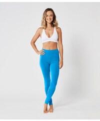 41e924f0b8 Lotuscrafts dámske legíny na jogu z organickej bavlny (modrá)