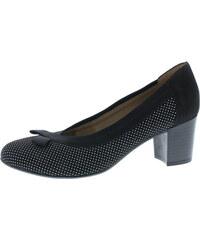 8acfb8aec16a0 Čierne Dámske topánky na vysokom podpätku | 350 kúskov na jednom ...