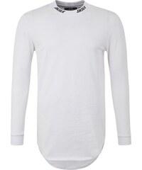 005983dd18b3 Bílé pánská trička se stojáčkem