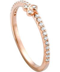 Pandora Bronzový prsten s třpytivými kamínky 180912CZ. Velikost pouze 50  mm. Detail produktu. Esprit Stříbrný prsten s krystaly Play ESRG005312 1e8102ec61a