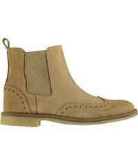 bd7579066260 Pánske členkové topánky Firetrap