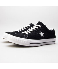 25c6224efa Converse One Star OX black   white   white