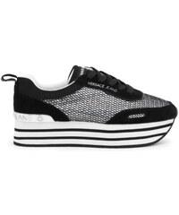 0d2ed5eca716 Versace Jeans Lapos talpú cipő VRBSF3_70060 - Fekete