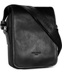 5042bf72d6 Pánská taška přes rameno Hexagona 299164 černá