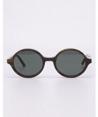 c353d755e VeyRey Drevené slnečné okuliare Stove zelené sklá. Detail produktu. Han  Kjøbenhavn Doc Mash