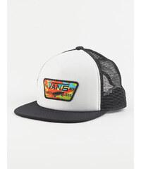 VANS Dámska šiltovka Beach Girl Trucker Hat Onyx White V00H5LKR6 ... 3ef4e10d494