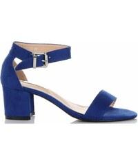 7507cc3726 Belluci Univerzální Dámské Sandály na podpatku Bellucci Modré