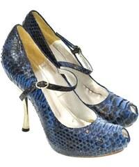 e45f197359 Dámske topánky s otvorenou špičkou z obchodu John-C.sk