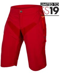 999b6327de Endura Singletrack LTD pánské kraťasy rust red