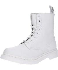 071915d819 Dr. Martens Šněrovací boty  8 Eye Boot Pascal Mono  bílá