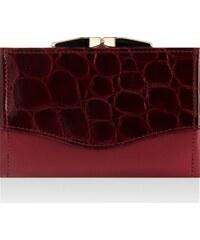 eb09234632 Elegantná dámska červená peňaženka značky FELICE (P19 RED)