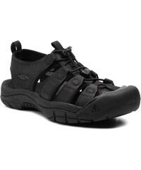 Szandál KEEN - Newport 1020284 Black Black f505e2be83