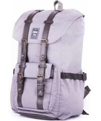 0fc29a1067 Vodotesný šedý športový batoh SOLIER S13 (SV01 GREY)