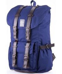 47a76a62e1 Vodotesný modrý športový batoh SOLIER S13 (SV01 NAVY)