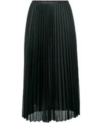 d031dedfc668 Moncler pleated midi skirt - Black