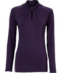 BODYFLIRT Langarmshirt in lila für Damen von bonprix