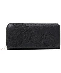2300b526 Desigual černá peněženka Manuela Mini Zip - Glami.cz
